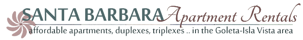 Santa Barbara Apartment Rentals Logo
